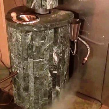 Печь Ламель для паровой бани