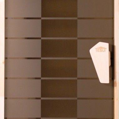 Двери для бани Tesli Plaza