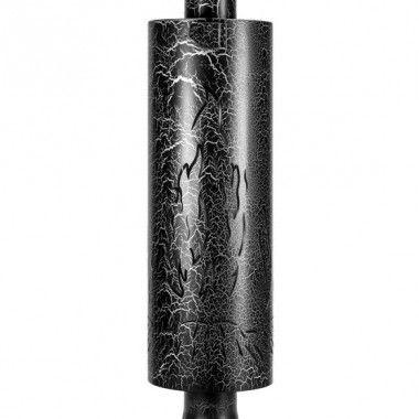 Дымоход - конвектор с резной корзиной