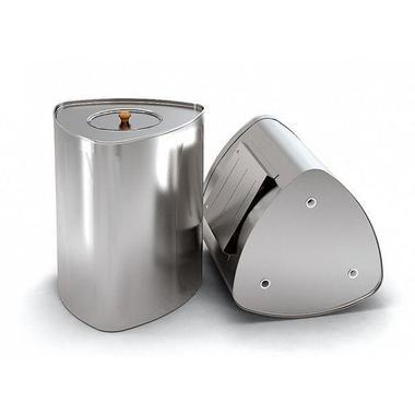 Бак на трубе Байкал для нагрева воды в бане и сауне