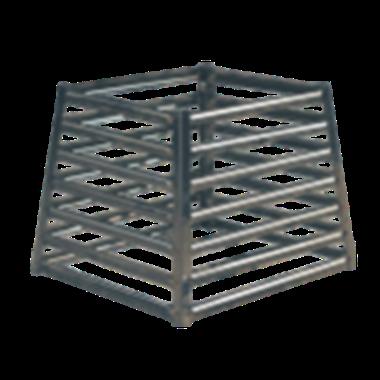 Корзина (квадрат) для камней в баню и сауну