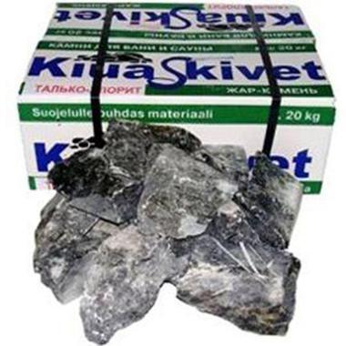 Талько-хлорит (обвалованный) - камни для бани и сауны