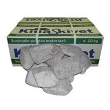 Камни Талько-хлорит (обвалованный)