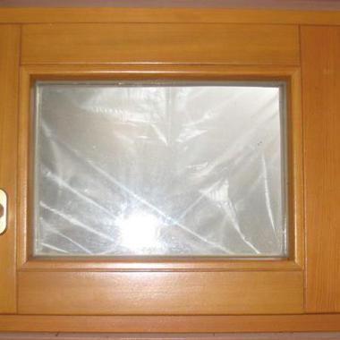 Окна Tesli (поворотные) для сауны и бани