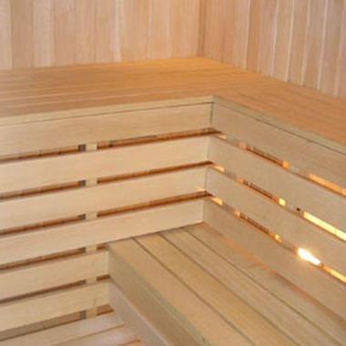 Липа термо - полок для бани